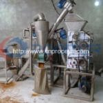 Fresh Pepper Powder Production Line