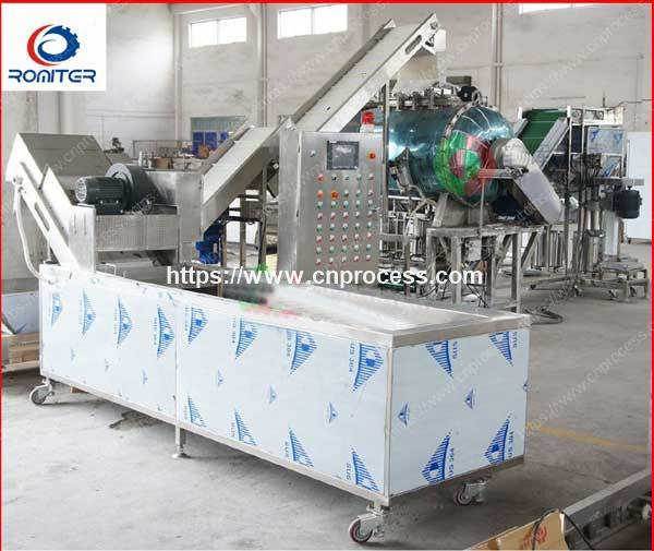 Chili Paste Production Line