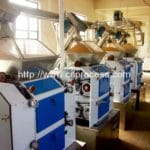 25000KG Per Hour Chili Power Grinding Plant