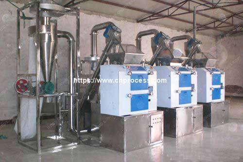 chili-powder-production-line