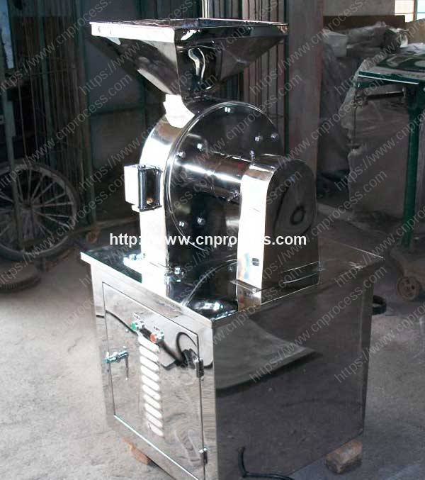 Stainless Steel Food Milling Machine