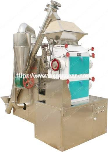 400kg per hour chili powder grinder