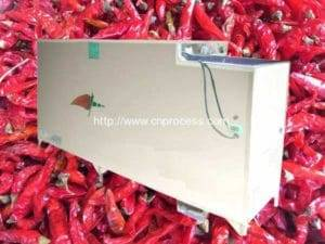 Automatic-Stainless-Steel-Chili-Stem-Cutting-Machine