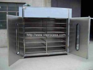 Hot Air Circulating Fresh Chili Drying Machine