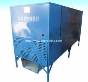 Carbon Steel Made Chili Stem Cutting Machine