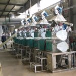 1200KG Per Hour Chili Powder Production Line