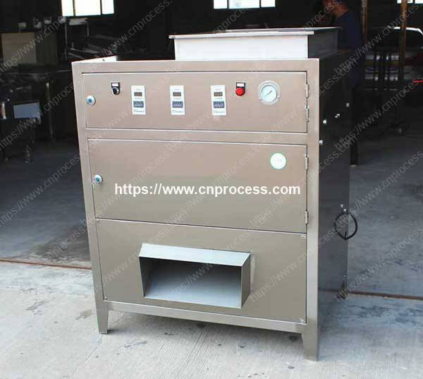 300kg/h Onion Peeling Machine