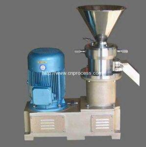 Carbon-Steel-Shell-Chili-Sauce-Colloid-Mill-Machine