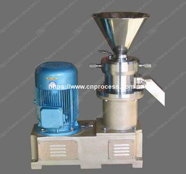 Cast Steel Chili Pepper Sauce Machine