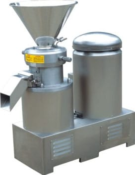 Chili sauce milling machine