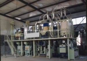 15TPD Corn Grit and Corn Flour Plant