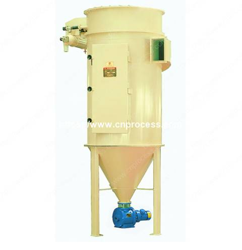 Dust Remover for chili powder production line