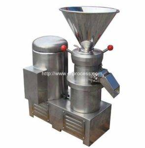 Stainless Steel Chili Pepper Sauce Machine