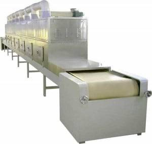 Chili Powder Microwave Sterilization Machine