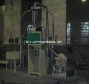 Onion Powder Grinding Machine