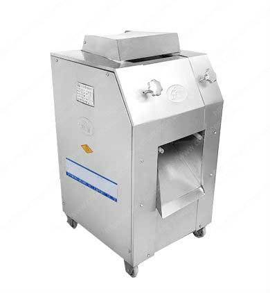 The electric chili slivers with 130kg/h is the ideal chili processing equipment for chili processing factory, restaurant, mess hall and individual processing units. The chili slivers shredder can seclude the dust of air, which is hygeian and safe. The magnetic device can separate the ferrous material form the raw material so that the life time of blades can be extended.