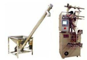 garlic powder packing machine