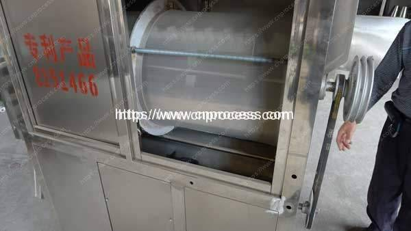 Sieve-Frame-for-Chili-Powder-Production-Line
