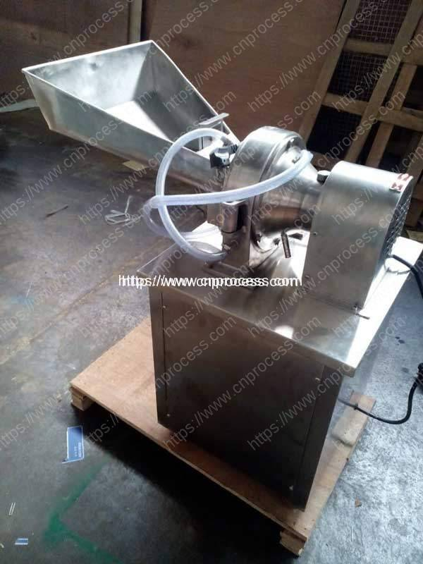 Water-Cooling-Spice-&-Herbs-Hammer-Crusher-Machine