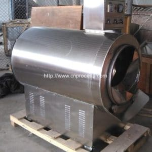 Automatic Stainless Steel Chili Roaster Machine