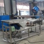 Vibrate De-watering Machine with Air Drying Function