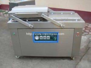 Vacuum-Nitrogen-Packing-Machine