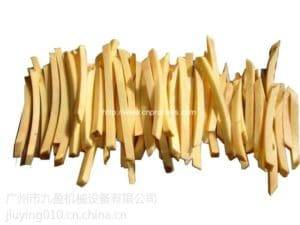 Potato Stick & Chips Cutting Machine 2