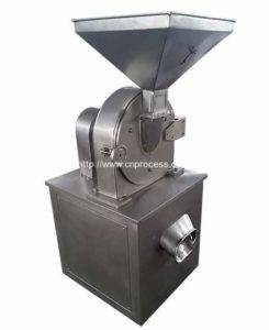 Automatic-Stainless-Steel-Powder-Grinder-Machine