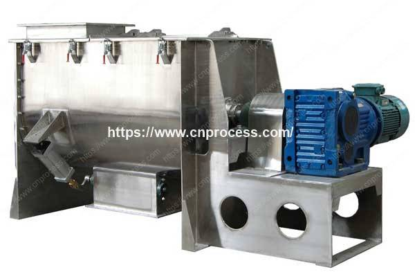Automatic Stainless Steel Ribbon Blending Machine